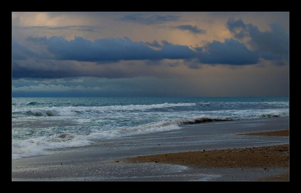 Strandwetter ist immer