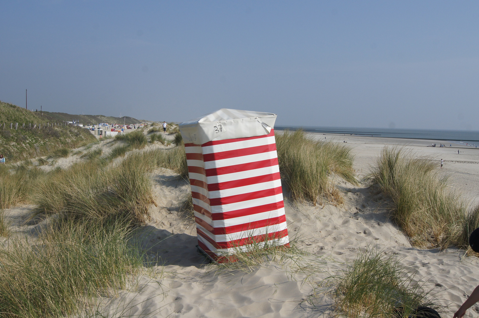 Strandzelt