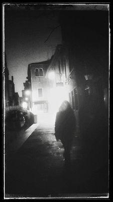 Stranger in the Night #2