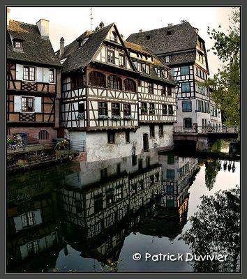 Strasbourg, au fil de l'eau