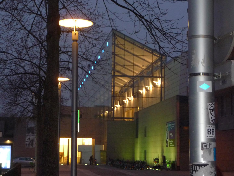Strasbourg Galerie des artes