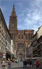 Strassburg (2) Strassburger Münster