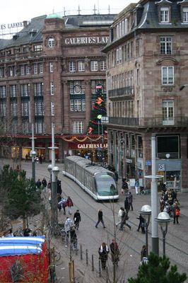 Strassburg ...