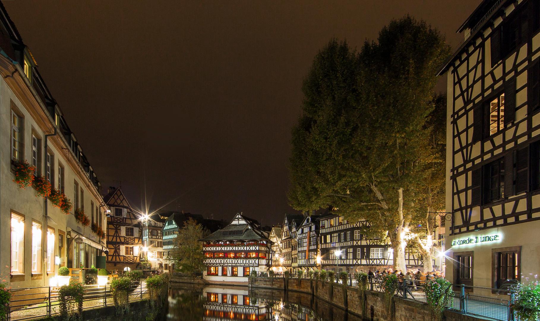 Straßburg im Oktober