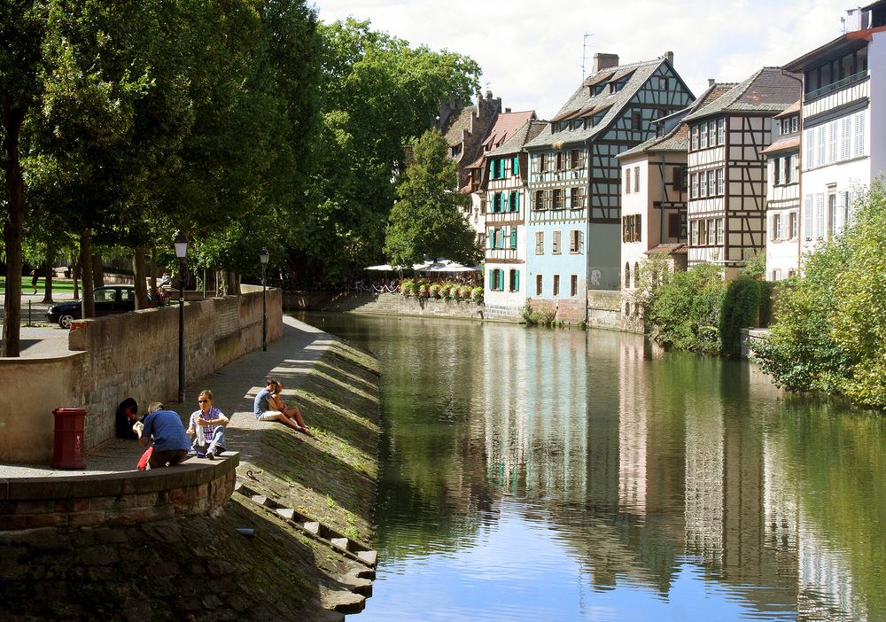 """Straßburg: """"La petite France"""""""