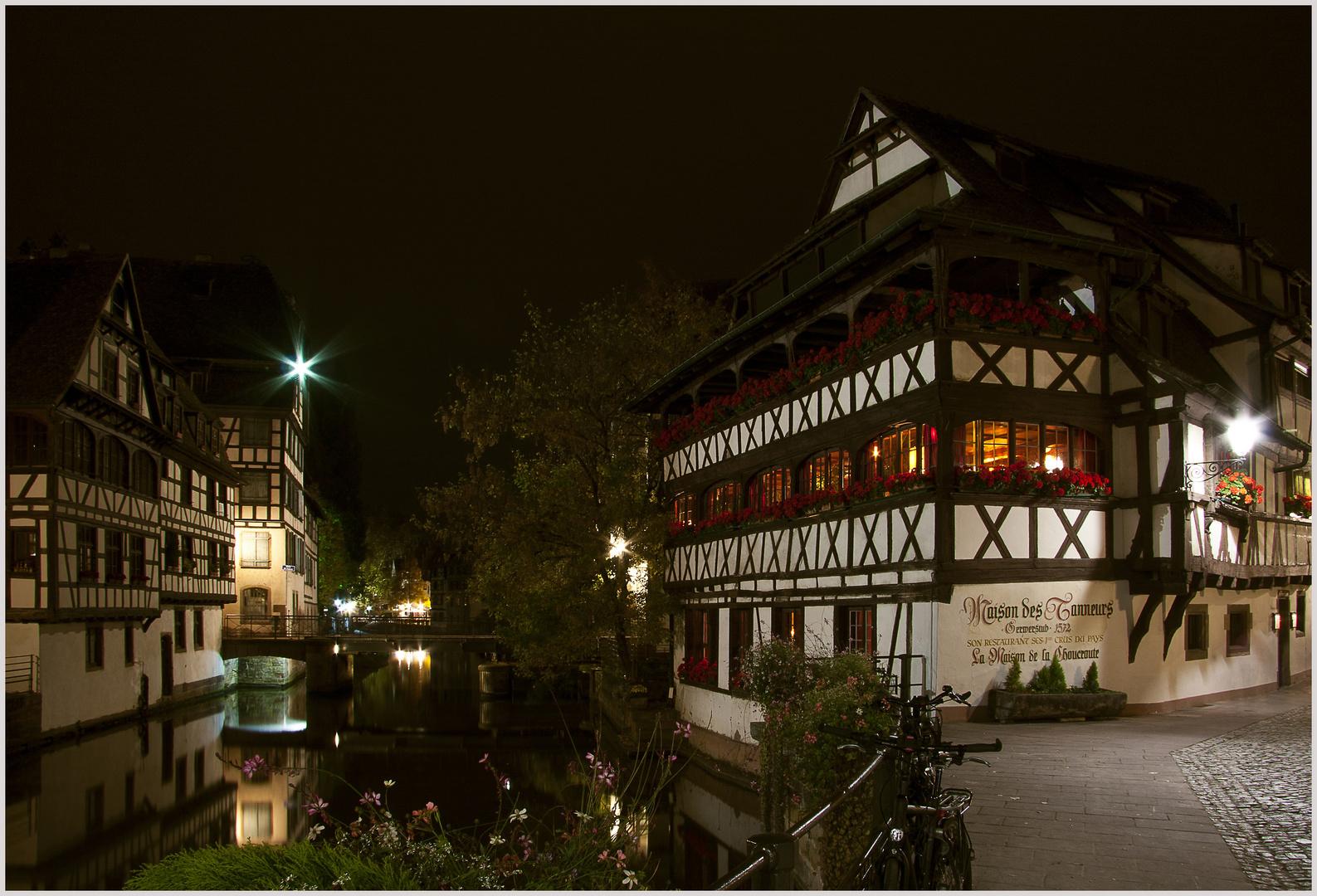 Straßburg- La Petite France.