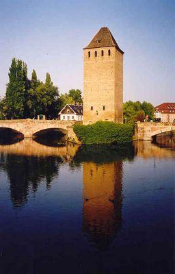 Straßburg und seine Grachten