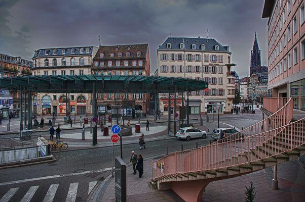 Strassburg Zentrum