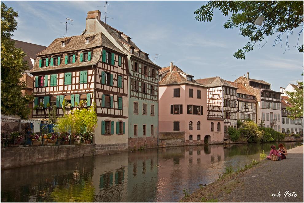 Straßburger Idyll