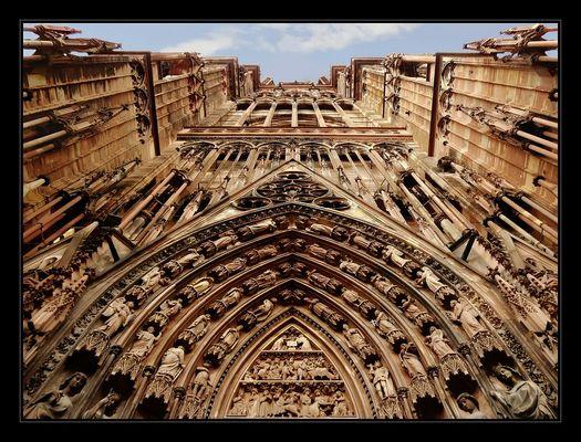 *Straßburger Münster*