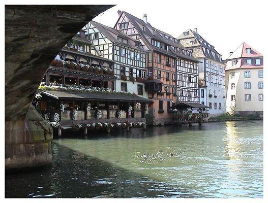 """Straßburg""""Klein Paris"""""""