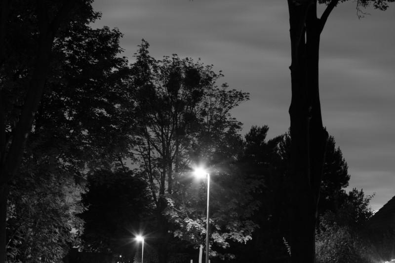 Strasse bei Nacht (1)