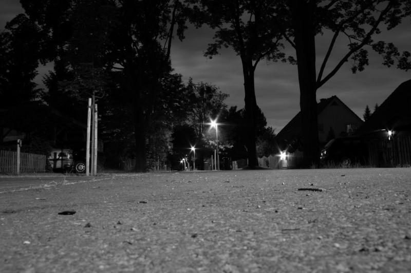 Strasse bei Nacht (2)