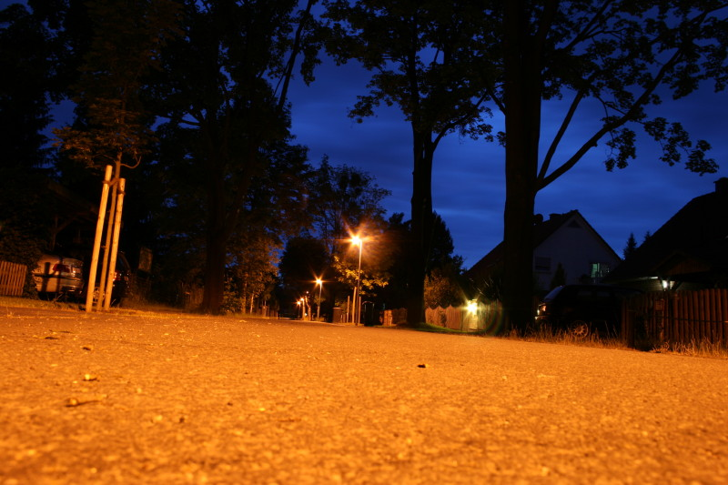 Strasse bei Nacht (3)