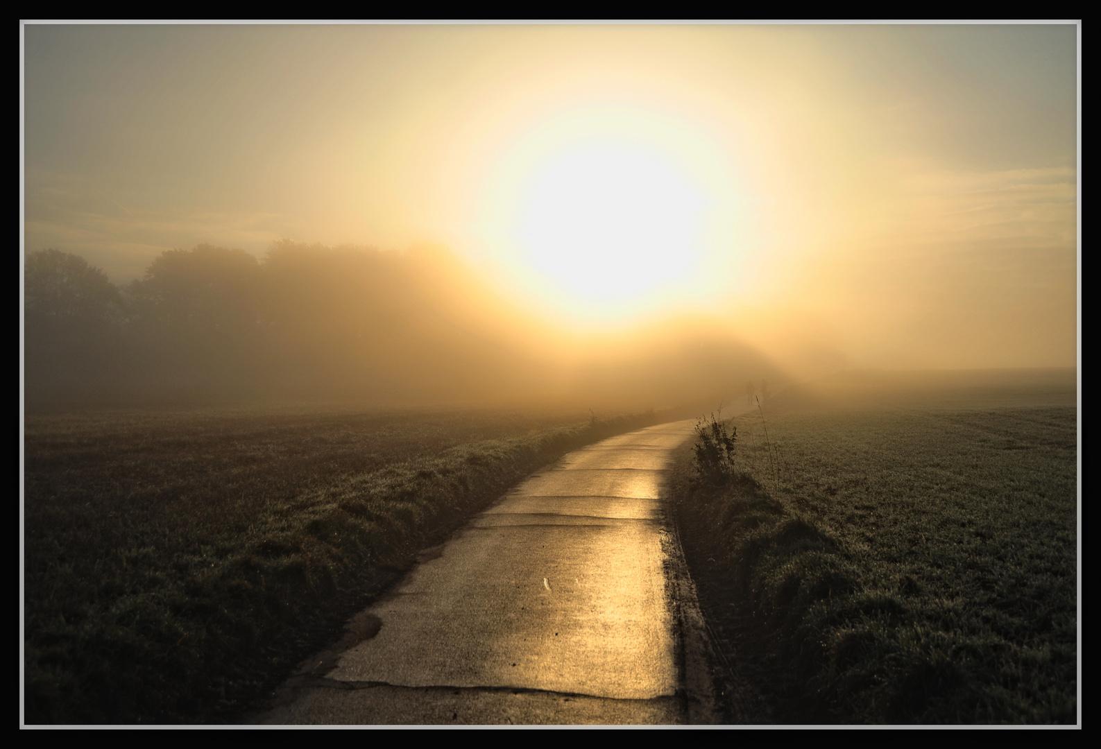 Straße des Lichts