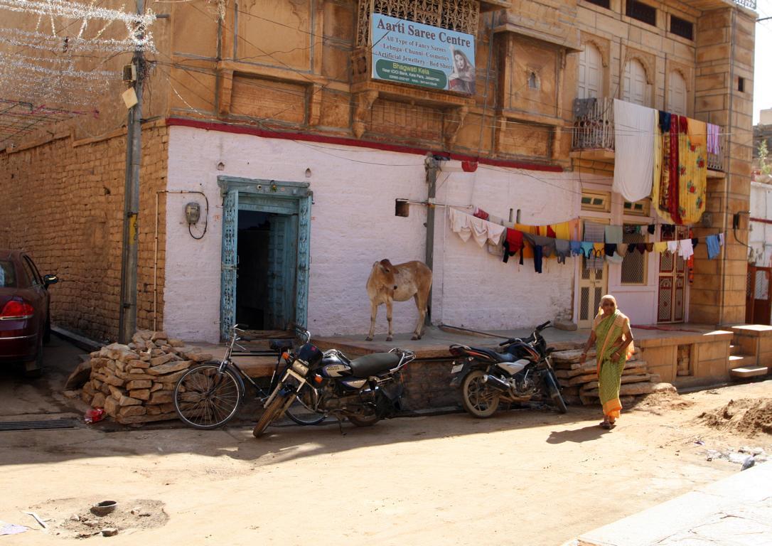 Strasse in Jaisalmer