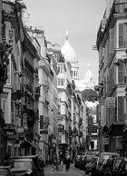 "Strasse in Pigalle - ""Hotel-Strasse"""