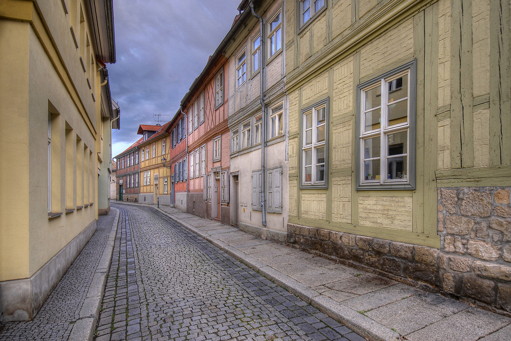 Straße ins Märchenland