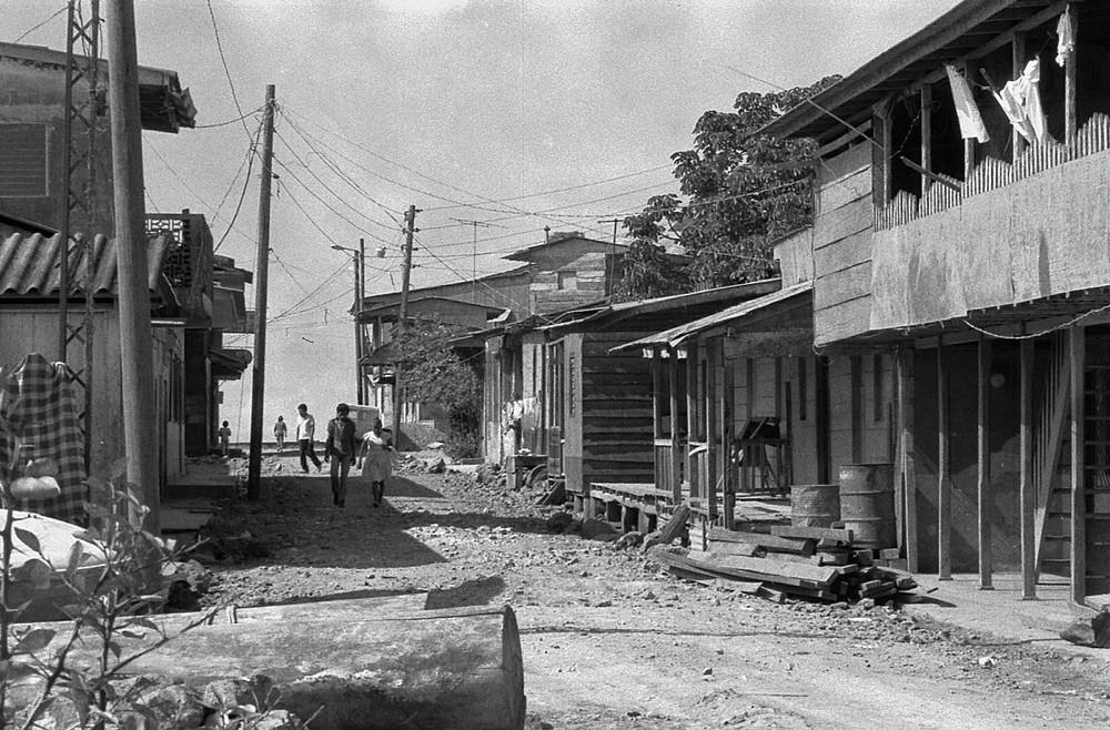 Straße Malecon - Hafen