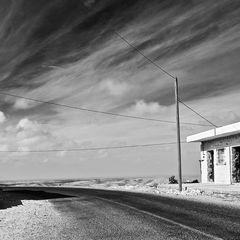 Straße nach Nirgendwo