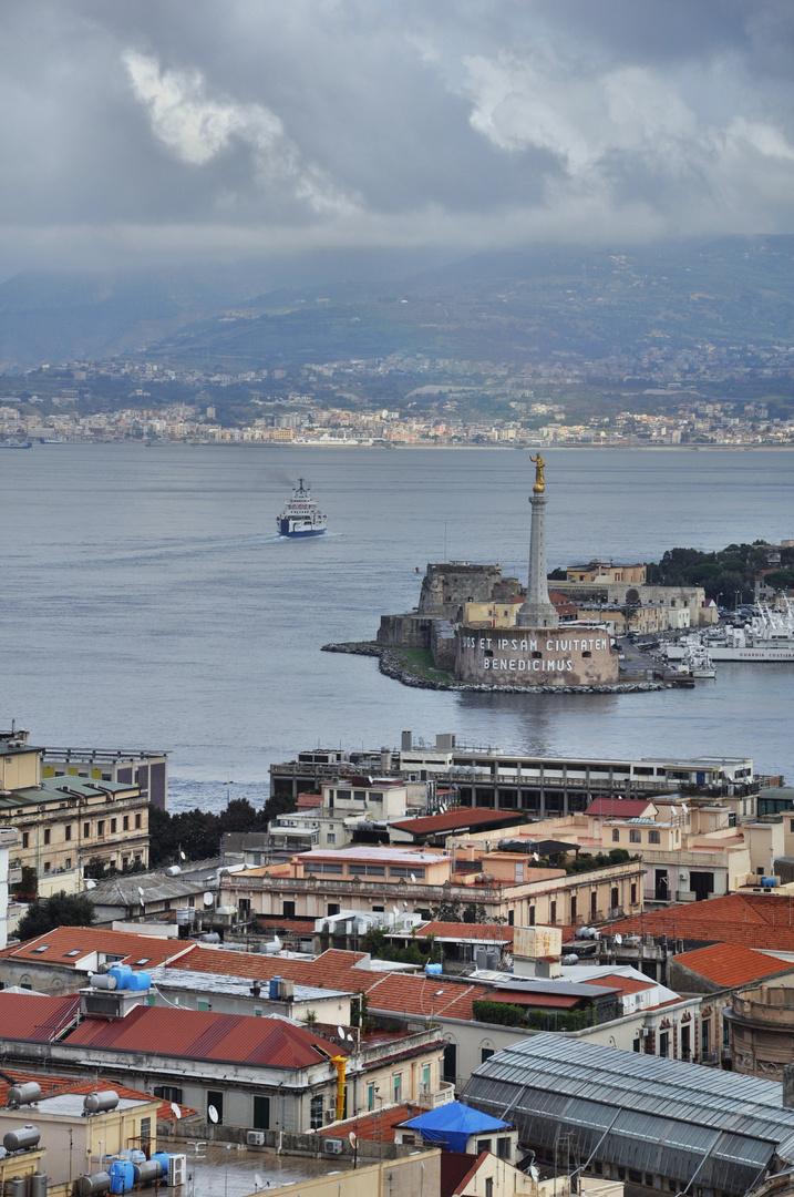 Straße von Messina