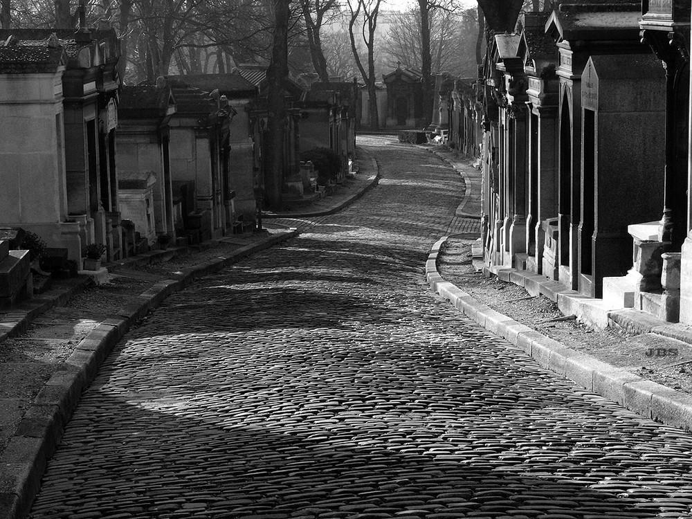 Straße zur Ewigheit