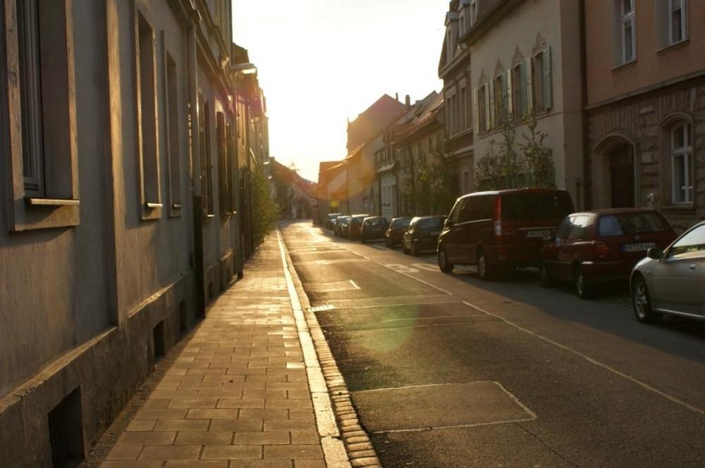 Straße zur Sonne