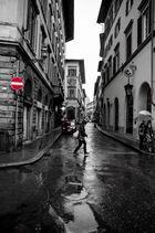Straßen von Florenz