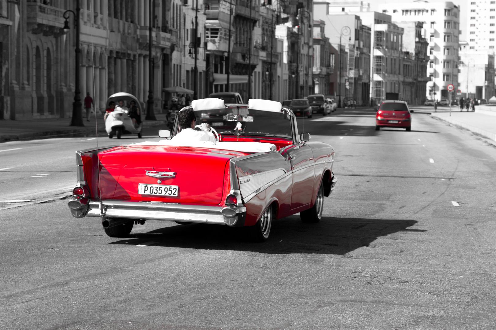 Straßen von Havanna
