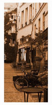Straßen von Paris