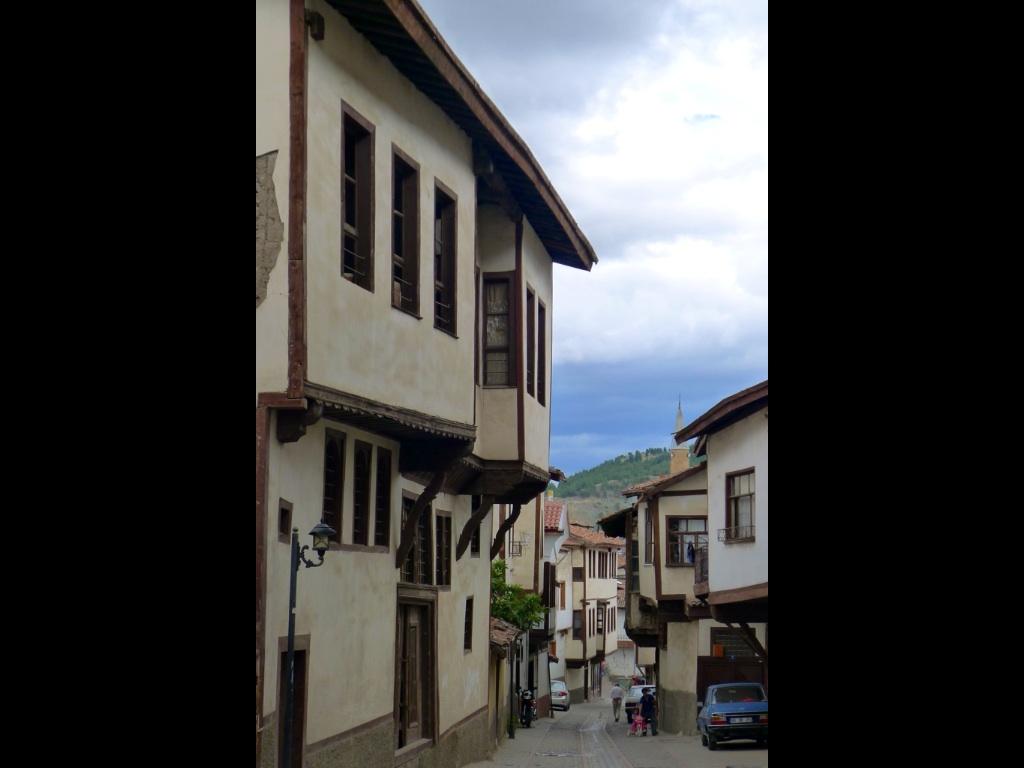 Straßen von Tokat.