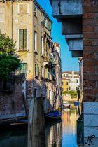 Straßen von Venedig