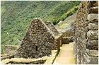 Straßen zum Machu Picchu