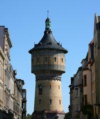 Straßenansichten meines Viertels- Wasserturm Nord