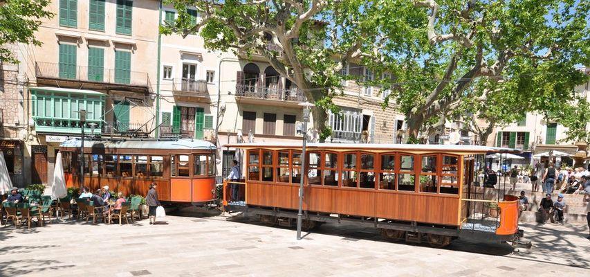 Strassenbahn auf Mallorca
