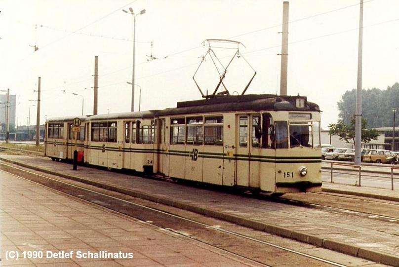 Strassenbahn Brandenburg Havel