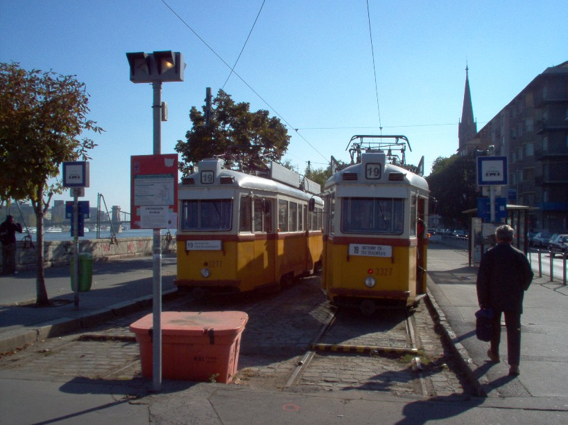 Straßenbahn Budapest