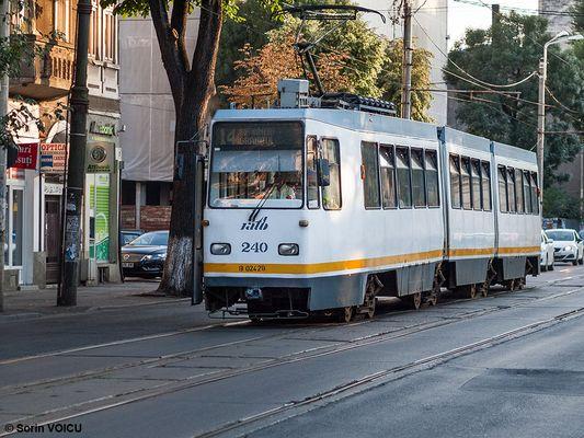 Straßenbahn Bukarest
