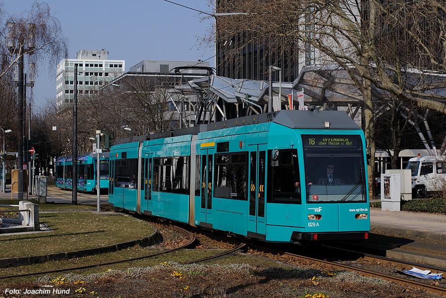 Straßenbahnen Frankfurt