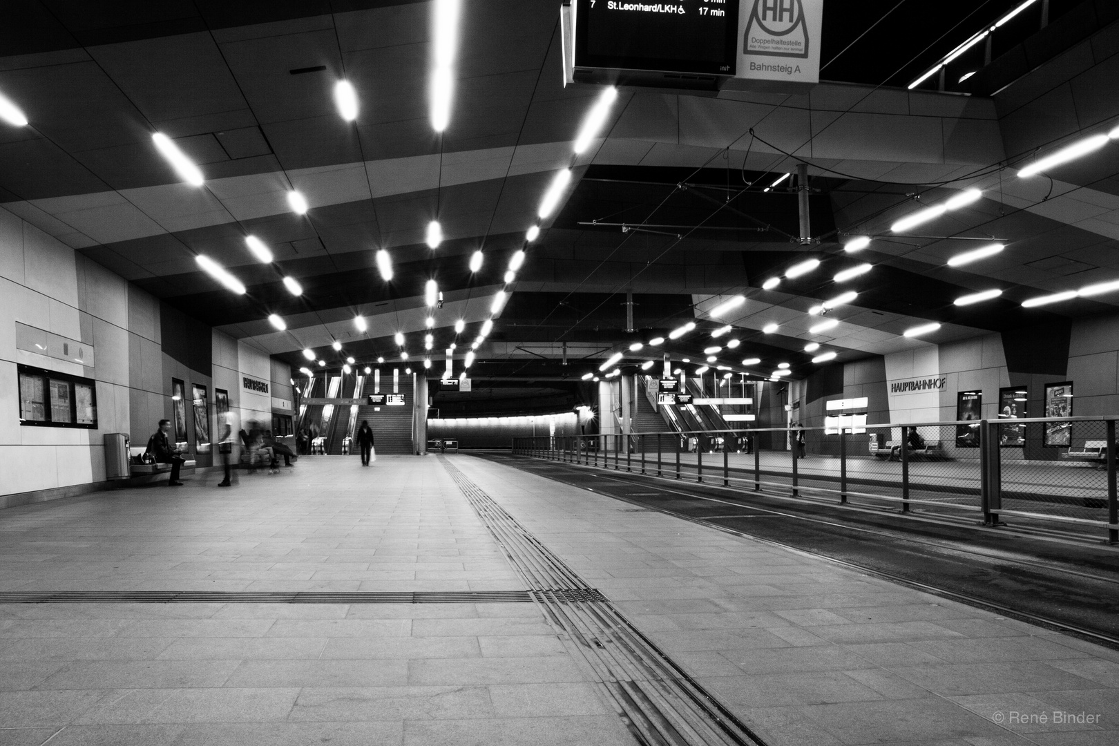 Straßenbahn-Hauptstation