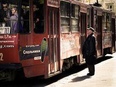 Straßenbahn in L'viv
