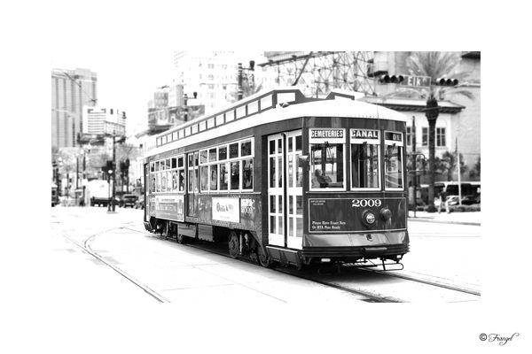 Straßenbahn in New Orleans II