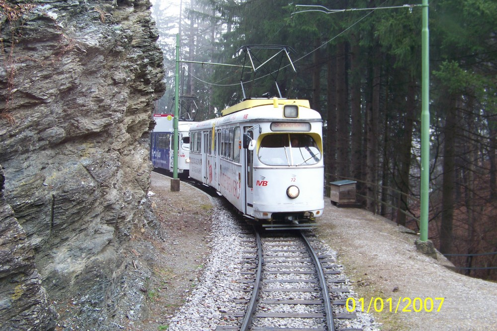 strassenbahn Innsbruck