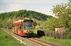 Straßenbahn Landpartie in den Harz
