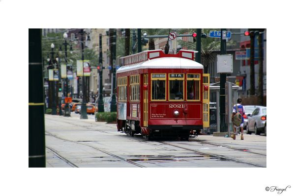Straßenbahn New Orleans