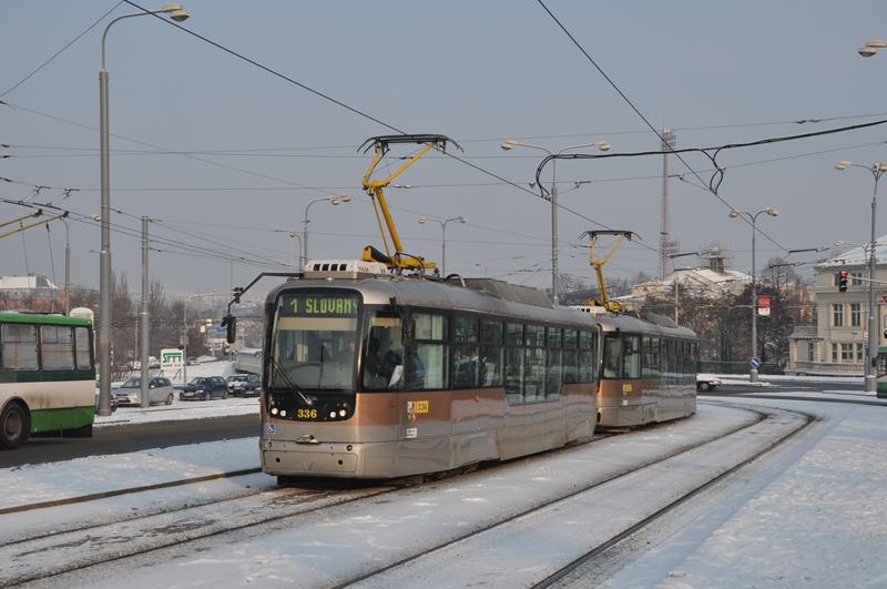 Strassenbahn Plzen