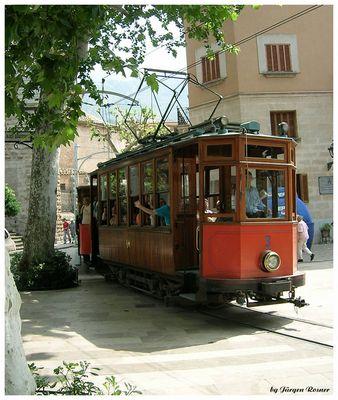 Straßenbahn von Soller