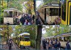 Straßenbahnausflug mit historischen Fahrzeugen nach Rahnsdorf