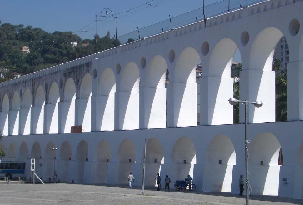 Strassenbahnbrücke nach Santa Teresa (Rio de Janeiro)