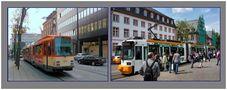 Straßenbahnen in Mainz von Günter Walther